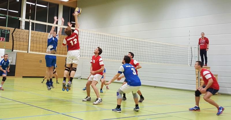 aufschlag volleyball unten profi olympia
